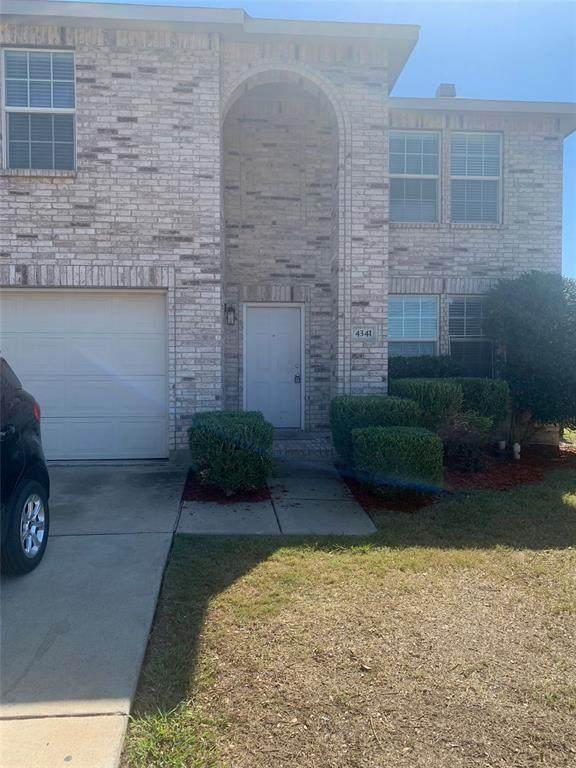 4341 Annalea Drive, Fort Worth, TX 76123 (MLS #14684567) :: Trinity Premier Properties