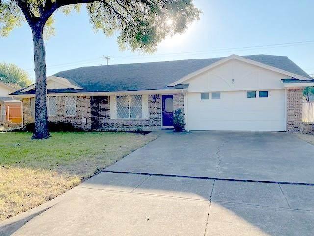 2807 Bonneville Drive, Arlington, TX 76016 (MLS #14686115) :: Epic Direct Realty