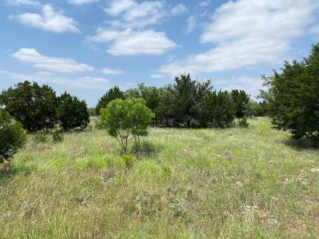 Lot 306 Merion Court, Graford, TX 76449 (MLS #14687453) :: The Star Team | Rogers Healy and Associates