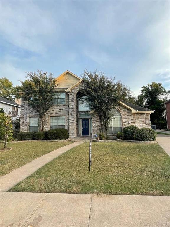 848 Windy Meadow Drive, Desoto, TX 75115 (MLS #14687510) :: Trinity Premier Properties