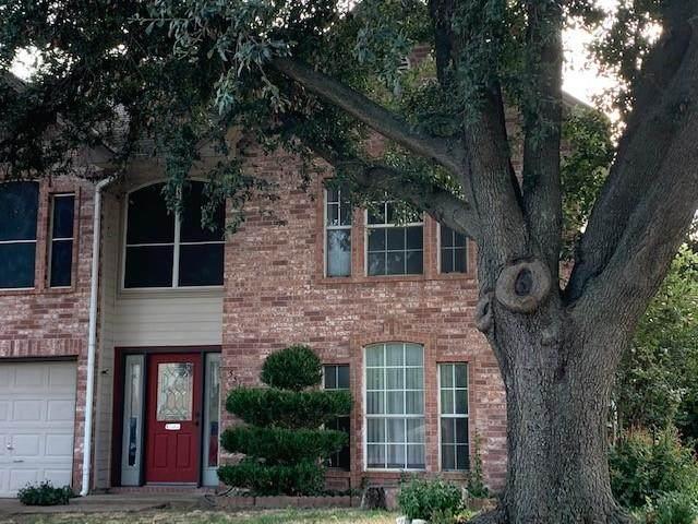 5513 Maurie Drive, Haltom City, TX 76148 (MLS #14687989) :: Lisa Birdsong Group | Compass