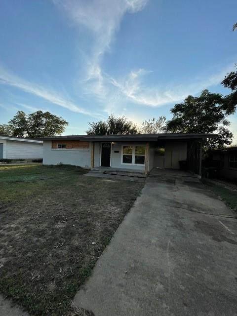 3812 Eldridge Street, Fort Worth, TX 76107 (MLS #14688526) :: Lisa Birdsong Group | Compass