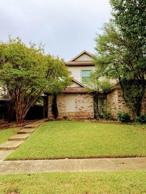 2718 Ansley Court, Euless, TX 76039 (MLS #14688708) :: The Krissy Mireles Team