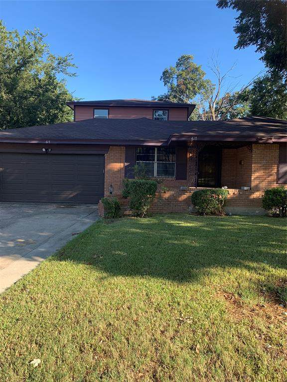 617 Calcutta Drive, Dallas, TX 75241 (MLS #14688987) :: Jones-Papadopoulos & Co
