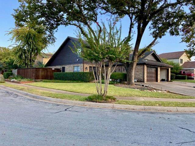 1417 Palmnold Circle W, Fort Worth, TX 76120 (MLS #14689818) :: Wood Real Estate Group
