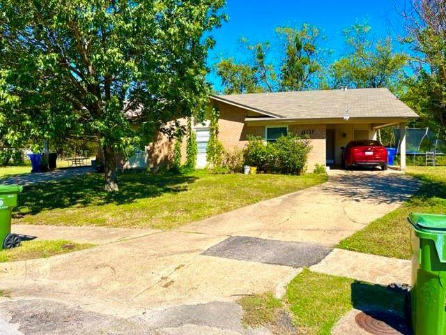 1705 Frances Drive, Garland, TX 75042 (MLS #14690525) :: Front Real Estate Co.