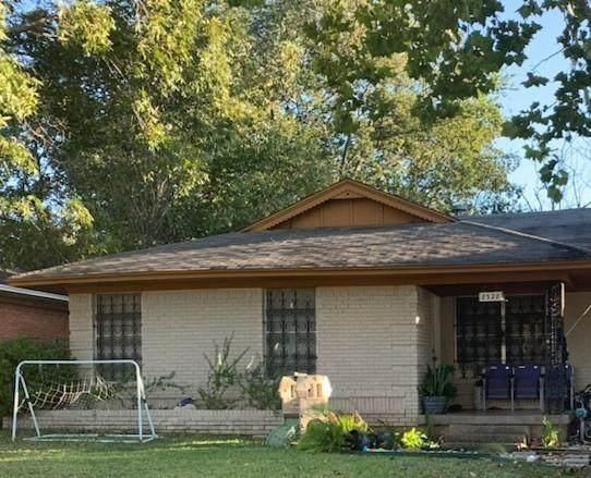 8928 Rockledge Drive, Dallas, TX 75217 (MLS #14691153) :: Beary Nice Homes