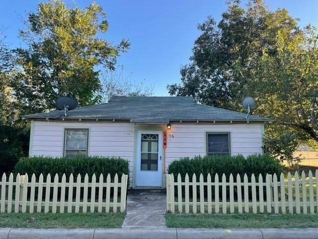 116 E Barton Street, Granbury, TX 76048 (MLS #14691263) :: Trinity Premier Properties