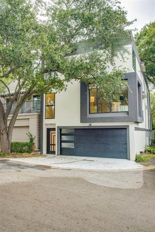 4610 Christopher Place, Dallas, TX 75204 (MLS #14691614) :: Premier Properties Group