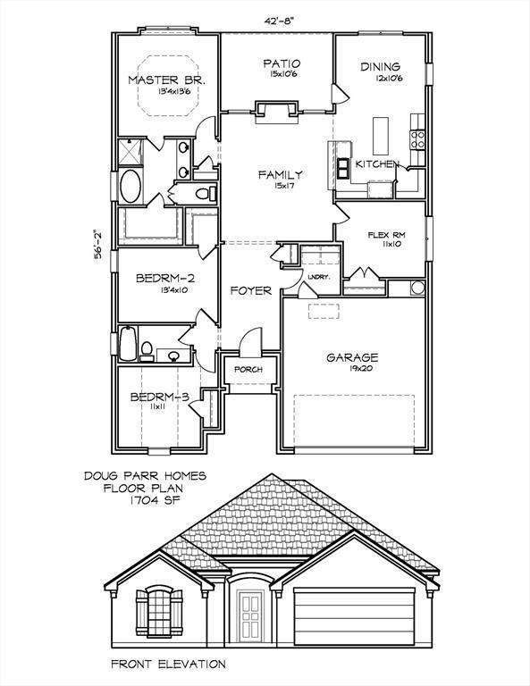 116 Greyhound Lane, Poolville, TX 76487 (MLS #14691875) :: Robbins Real Estate Group