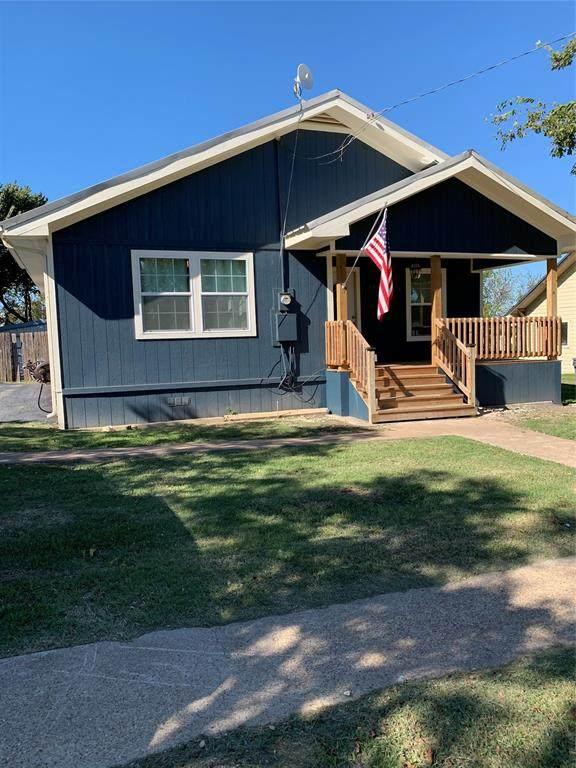306 E Main Street, Itasca, TX 76055 (MLS #14691980) :: Robbins Real Estate Group