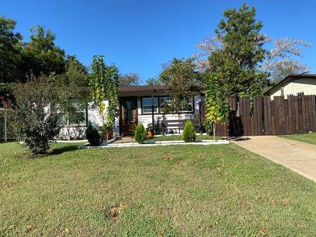 2408 Cass Street, Fort Worth, TX 76112 (MLS #14692115) :: Jones-Papadopoulos & Co