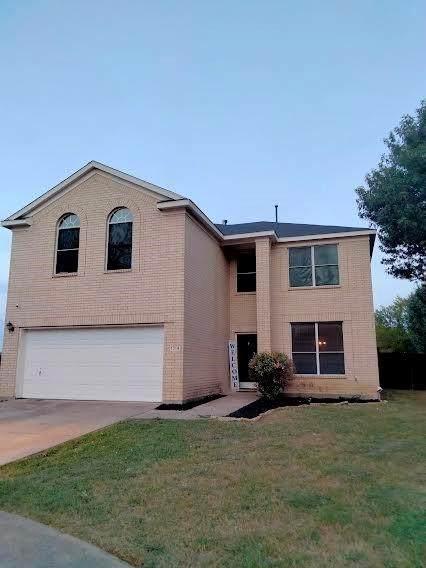 1314 Glencoe Drive, Glenn Heights, TX 75154 (MLS #14692144) :: Jones-Papadopoulos & Co