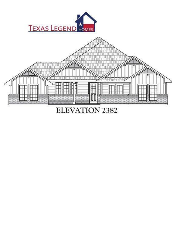 6591 N Bob White Way, Sanger, TX 76266 (MLS #14692264) :: Trinity Premier Properties