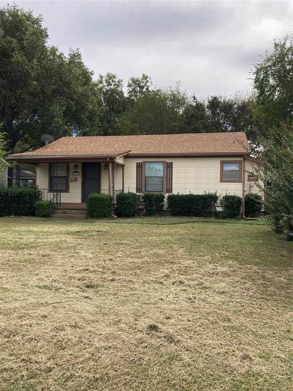 1040 E Franklin Street, Hillsboro, TX 76645 (MLS #14692405) :: The Chad Smith Team