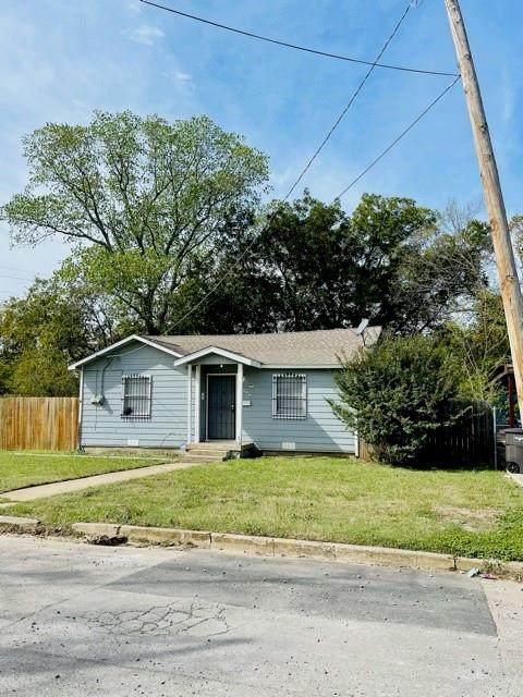 1040 Benton Avenue, Fort Worth, TX 76112 (MLS #14692599) :: ACR- ANN CARR REALTORS®