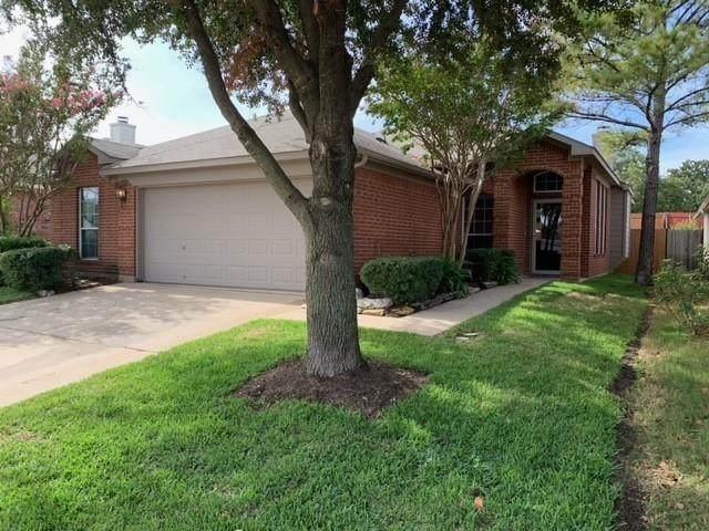 2008 Kingsbrook Trail, Fort Worth, TX 76120 (MLS #14692693) :: Real Estate By Design