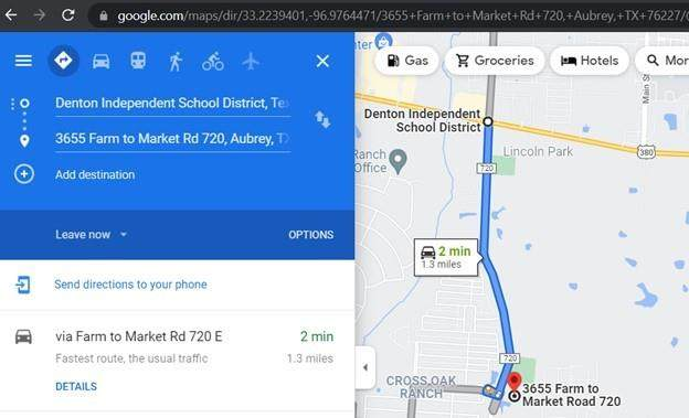 3655 W Fm 720, Little Elm, TX 75068 (MLS #14693189) :: KW Commercial Dallas