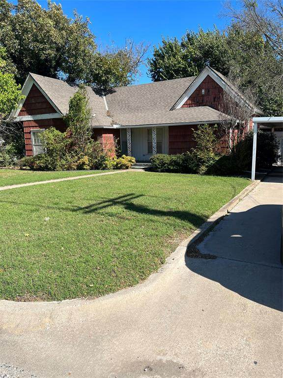 1201 S College Avenue, Decatur, TX 76234 (MLS #14693672) :: The Good Home Team