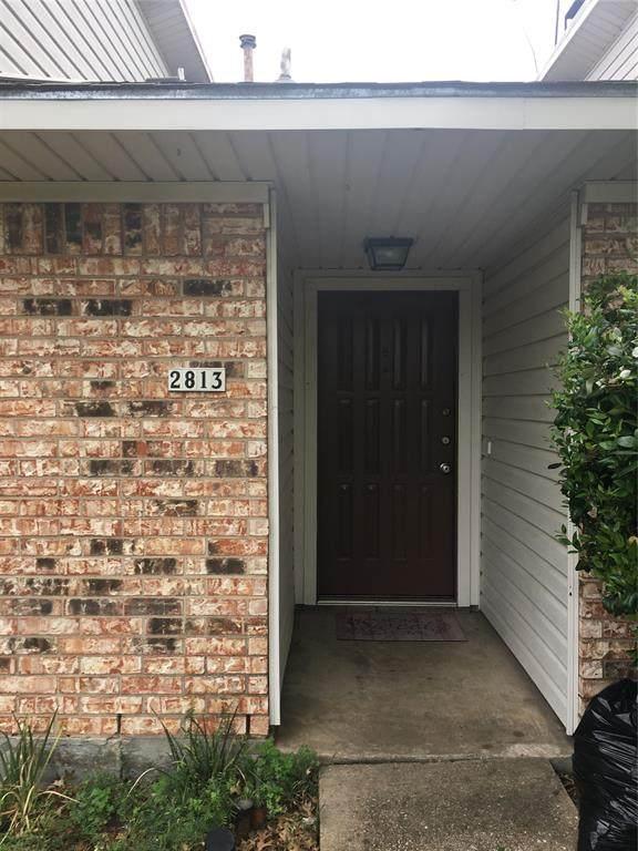 2813 Owen Lane, Mesquite, TX 75150 (MLS #14694609) :: Trinity Premier Properties
