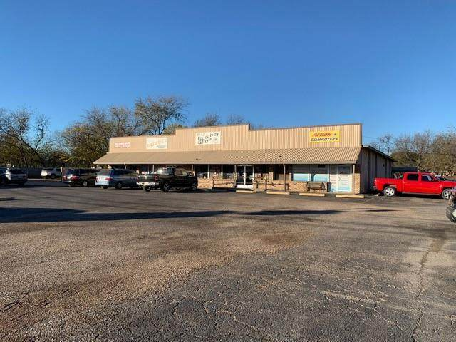 400 S Morgan Street, Granbury, TX 76048 (MLS #14695202) :: The Tierny Jordan Network