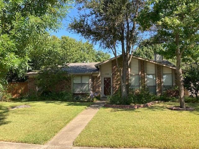 3128 Fairgate Drive, Carrollton, TX 75007 (MLS #14695225) :: The Tierny Jordan Network
