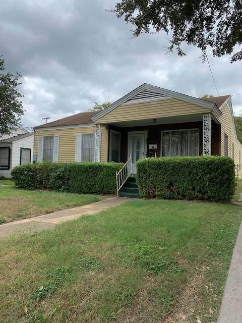 3606 Dawes Drive, Dallas, TX 75211 (MLS #14695309) :: Frankie Arthur Real Estate