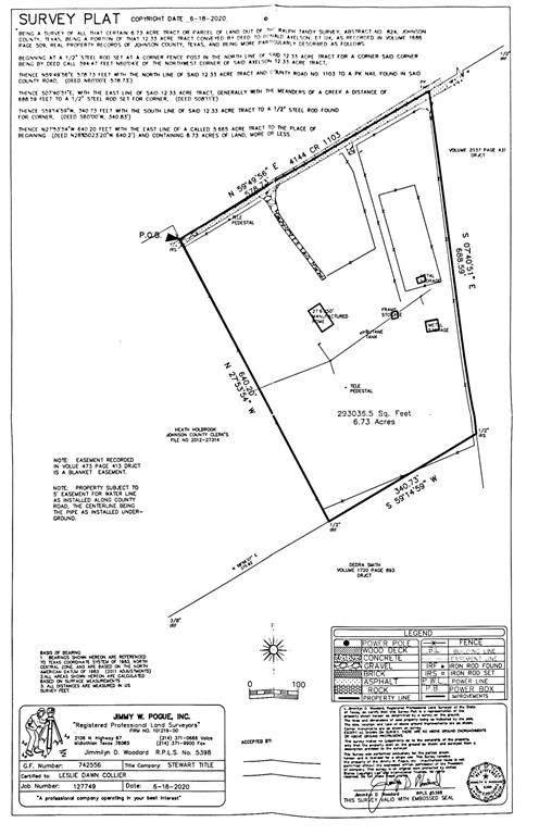 4144 County Road 1103, Grandview, TX 76050 (MLS #14695901) :: RE/MAX Pinnacle Group REALTORS