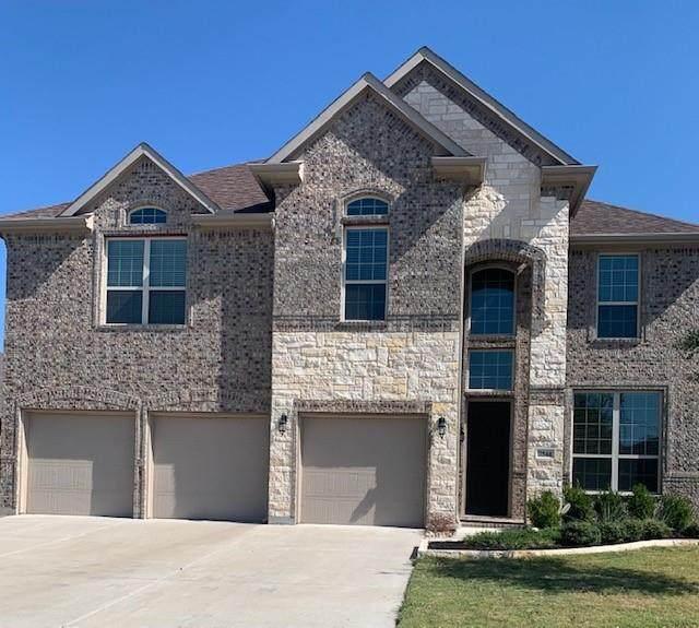 7544 Waterpoint Street, Grand Prairie, TX 75054 (MLS #14696521) :: Real Estate By Design