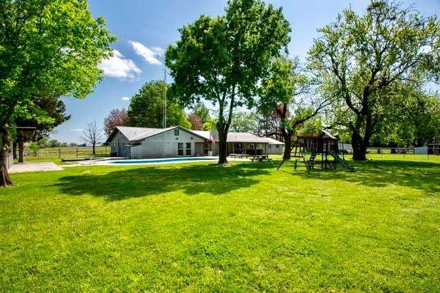 199 County Road 4114, Campbell, TX 75422 (MLS #14696525) :: Wood Real Estate Group