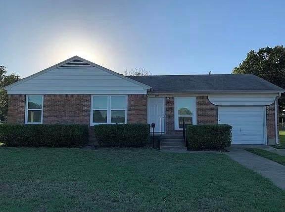1505 Alden Street, Irving, TX 75061 (MLS #14696640) :: Hargrove Realty Group