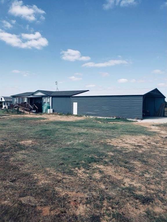 4272 County Road 120, Baird, TX 79504 (MLS #14696693) :: Justin Bassett Realty