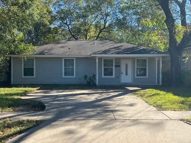 1109 S Montgomery Street, Sherman, TX 75090 (MLS #14697200) :: Team Hodnett