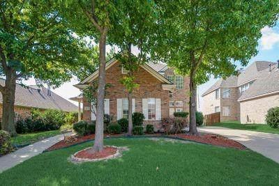 4505 Meadowcove Drive, Rowlett, TX 75088 (MLS #14698188) :: The Hornburg Real Estate Group