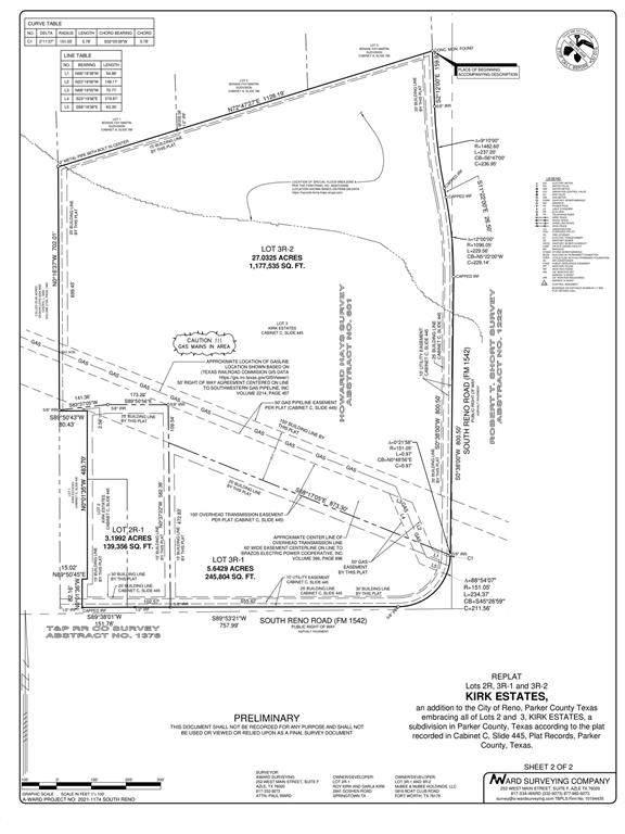 000 Reno Road S, Azle, TX 76020 (MLS #14698880) :: Rafter H Realty