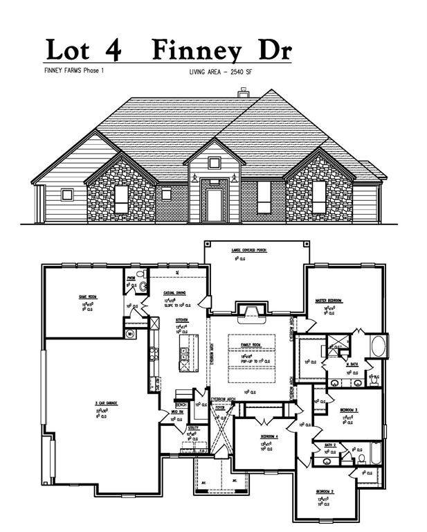 1013 Finney Drive, Weatherford, TX 76086 (MLS #14699009) :: Rafter H Realty