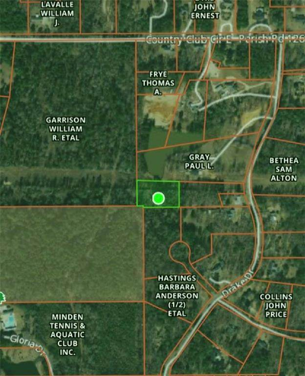 0 Drake Drive, Minden, LA 71055 (MLS #269430NL) :: Jones-Papadopoulos & Co