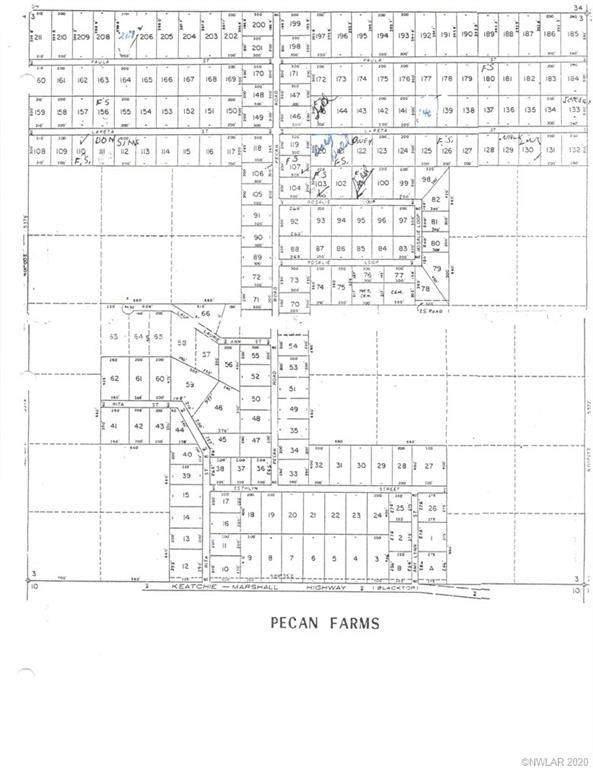 0 Pecan #107, Keithville, LA 71047 (MLS #269482NL) :: Real Estate By Design