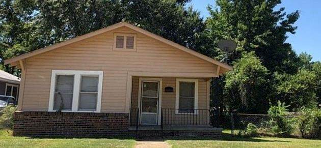 1443 Grigsby Street, Shreveport, LA 71108 (MLS #277879NL) :: Feller Realty