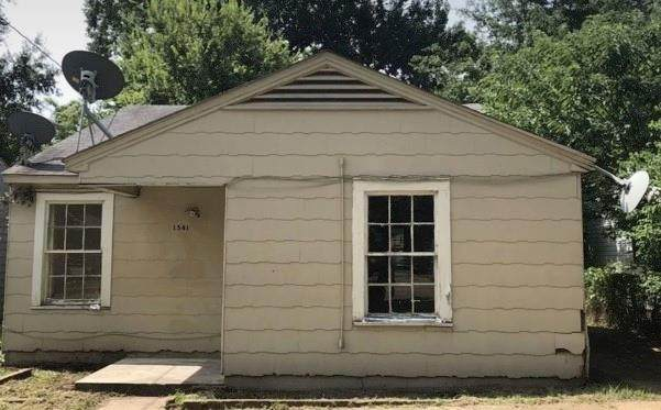 1541 Grigsby Street, Shreveport, LA 71108 (MLS #277884NL) :: Results Property Group
