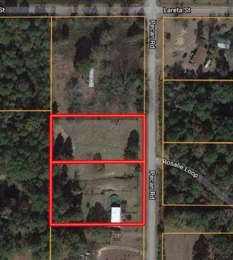 14662 Pecan Road, Keithville, LA 71047 (MLS #279638NL) :: Hargrove Realty Group
