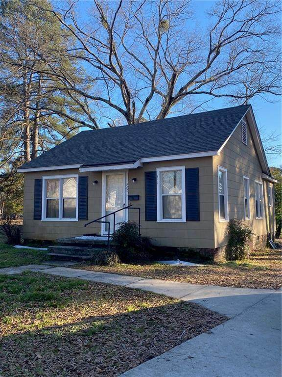 805 Tillman Drive, Minden, LA 71055 (MLS #280011NL) :: Results Property Group