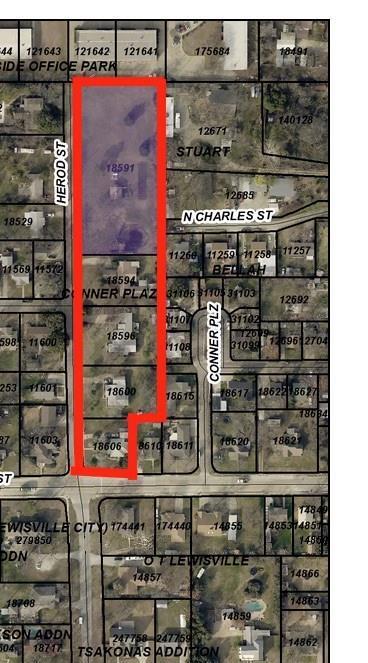 18591 Herod Street, Lewisville, TX 75057 (MLS #13282509) :: The Chad Smith Team