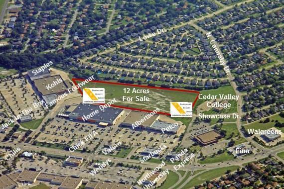 400 Showcase Drive, Cedar Hill, TX 75104 (MLS #13576855) :: The Heyl Group at Keller Williams