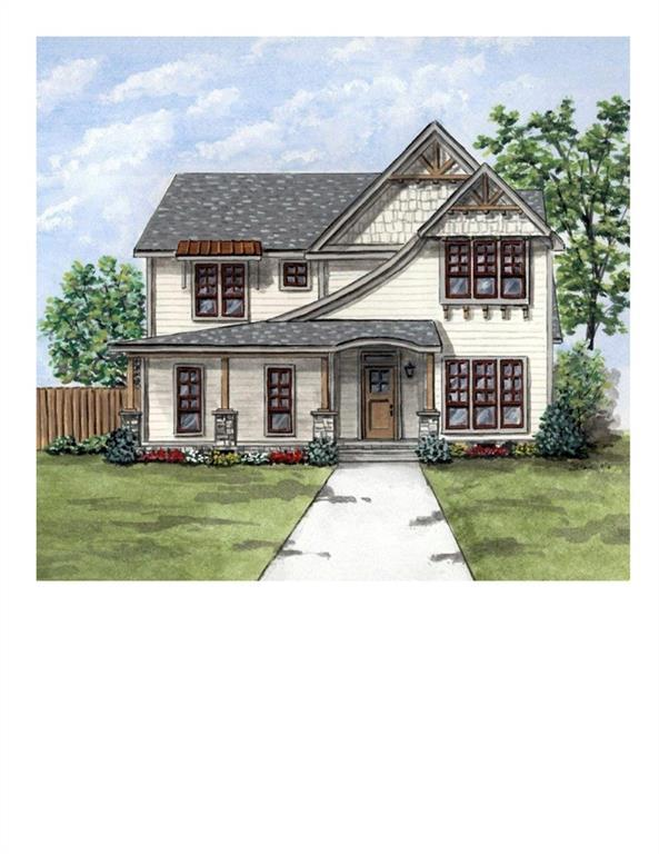 Lot 1 Denton, Argyle, TX 76226 (MLS #13619277) :: The Heyl Group at Keller Williams