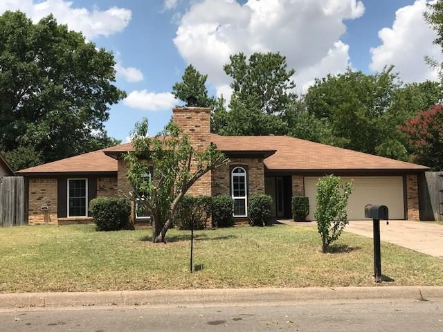 5513 Spring Meadow Drive, North Richland Hills, TX 76180 (MLS #13663174) :: Robbins Real Estate Group
