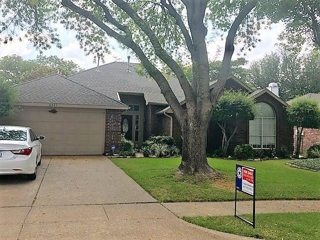 2045 Willowood Drive, Grapevine, TX 76051 (MLS #13672498) :: The Mitchell Group
