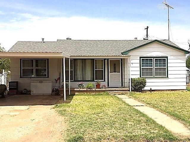 1018 N 6th Street, Haskell, TX 79521 (MLS #13722061) :: Team Hodnett