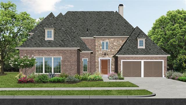 2301 Grafton Lane, Mckinney, TX 75071 (MLS #13735272) :: Team Hodnett