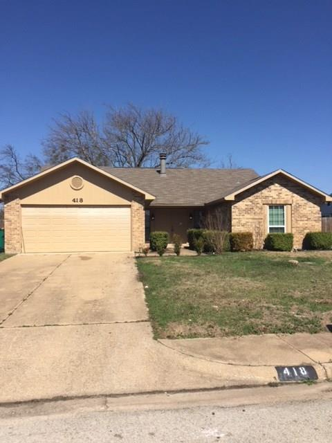 418 Mckinley Street, Cedar Hill, TX 75104 (MLS #13783547) :: Team Hodnett
